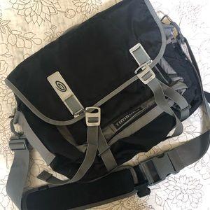 Timbuk2 Bags - Timbuk2 Command Messenger - Black/Grey, M